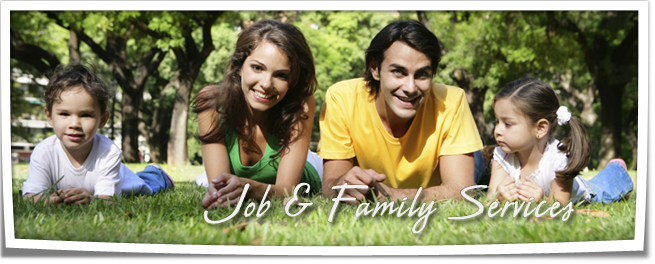 Department of Jobs and Family Services
